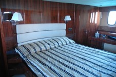 Motor yacht D5 -  Master Cabin